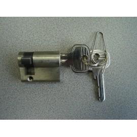 Demi cylindre pour porte basculante N80