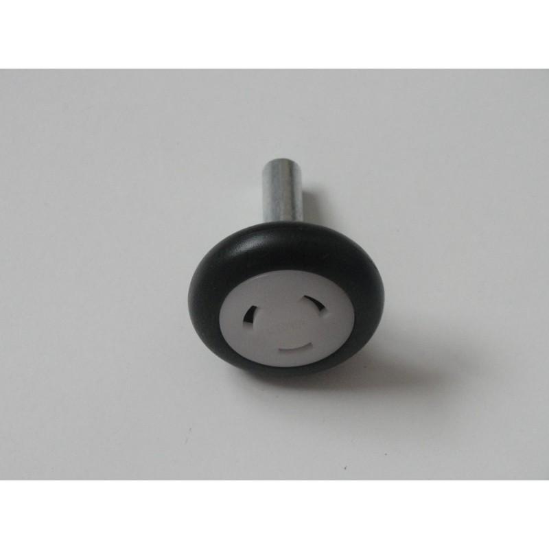 Roulette ecostar axe 50mm for Porte garage sectionnelle ecostar