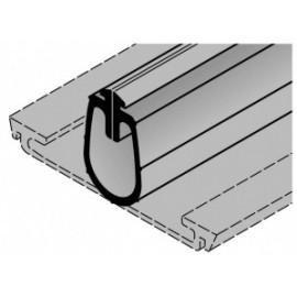 Joint de sol hormann for Porte de garage ecostar