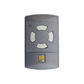 Télécommande 4 touches HSM4 40mhz