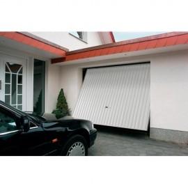 Porte basculante débordante Berry N80 L2375 x H2000