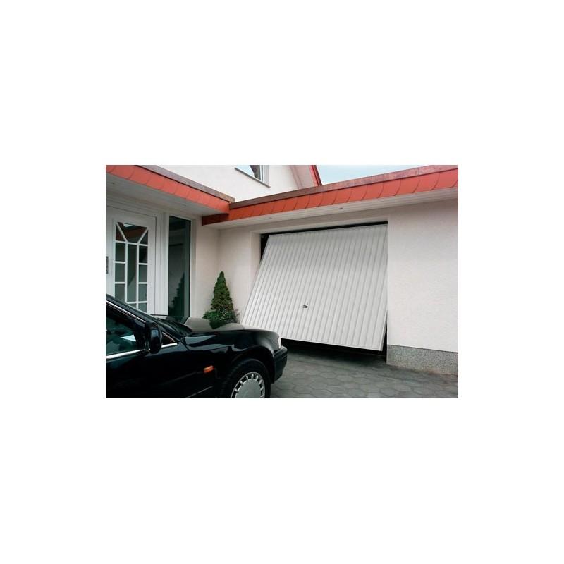 Porte h rmann berry n80 rainures for Porte de garage n80